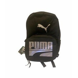 NWT puma duo combo backpack/lunch box 2.0